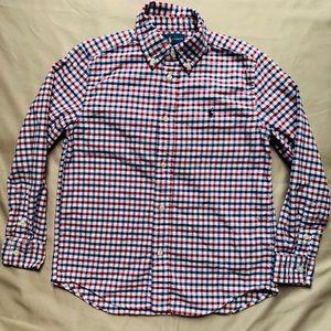 Polo Boys Long Sleeve Button Down Shirt
